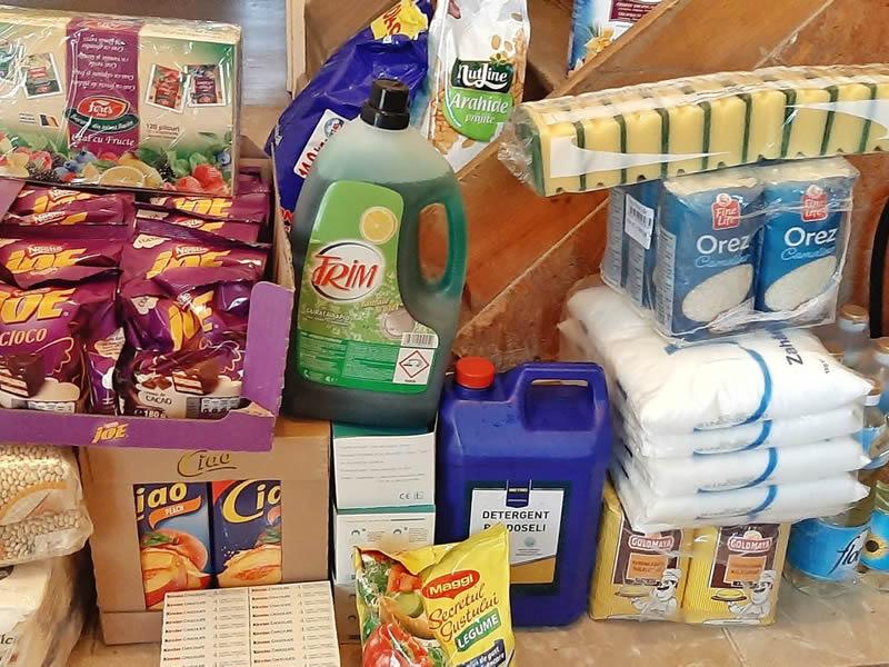 Christmas donation OLMED Eco Life